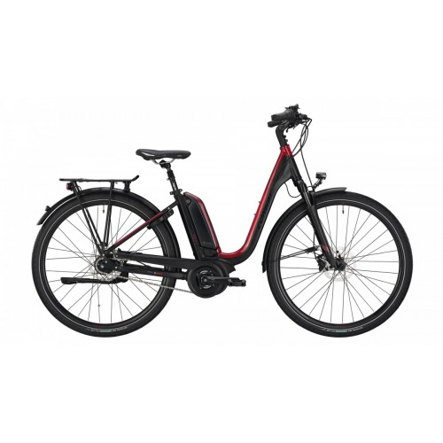 Conway Ets 270 Se, Black Matt/red