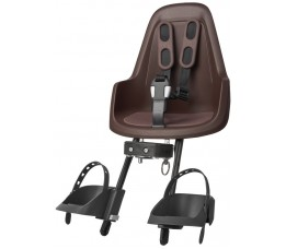 Bobike Voorzitje Bobike Mini One Coffee Brown