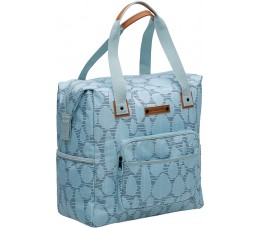 New Looxs Tas Enkel New Looxs Camella Folla Green Grey