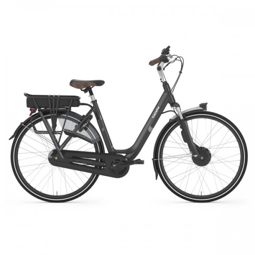 Gazelle Grenoble C7+ Hfp, Black Mat