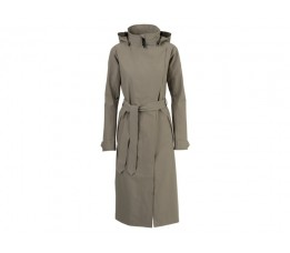 Agu Agu Urban Outdoor Trench Coat Long Women Pistachio