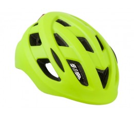 Agu Agu Helm Civick Led Fluo Yellow L/xl 58-62
