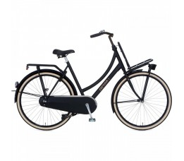 Cortina Transport U4, Jet Black Matt