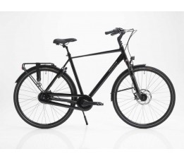 Multicycle Noble, Black Glossy